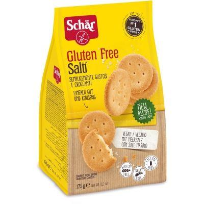 Крекеры Schar солёные 'Salti'
