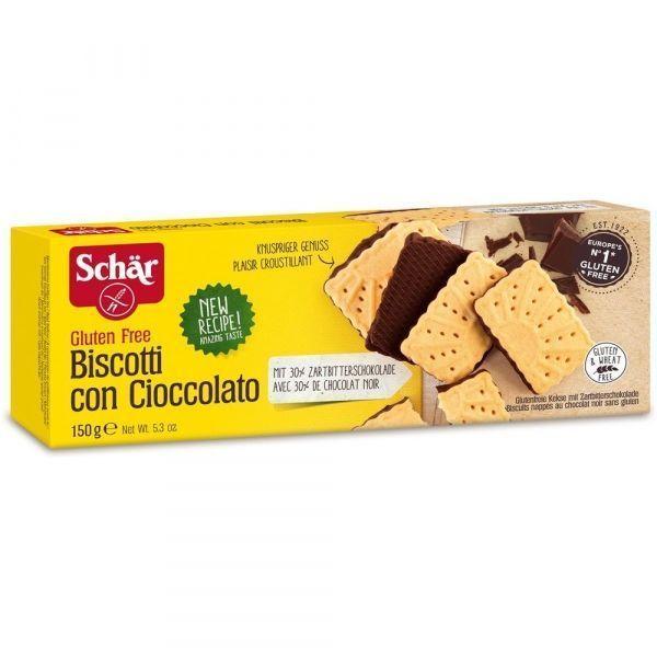 Печенье Schar с шоколадом