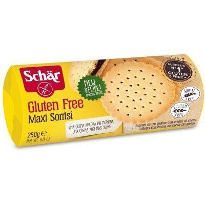 Печенье-сэндвич Schar с кремом какао 'Sorrisi'
