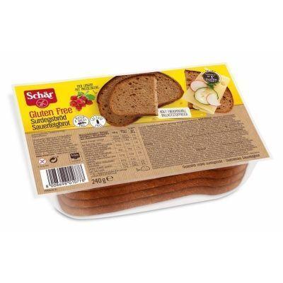 Хлеб черный Schar 'Surdegsbröd'