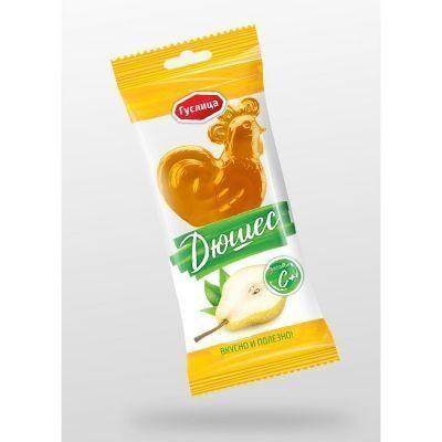 Леденцовая карамель с витамином С 'Петушок' Дюшес