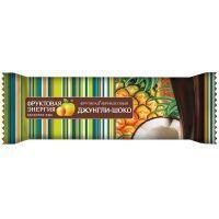 Батончик фруктовый Фрутилад Джунгли в шоколаде