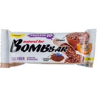 Батончик протеиновый 'Bombbar' Гречишный
