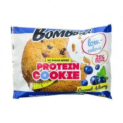 Печенье неглазированное 'Bombbar' Смородина-черника