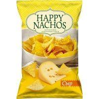 Чипсы кукурузные Happy Nachos со вкусом Сыра
