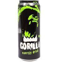 Напиток энергетический Gorilla