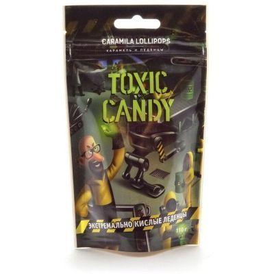 Леденцы 'Candy Toxic' Экстремально кислые пакет