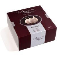 Конфеты Глазурный берег Инжир с белым бельгийским шоколадом глазированные