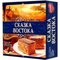 Торт Русская Нива песочный Сказка Востока