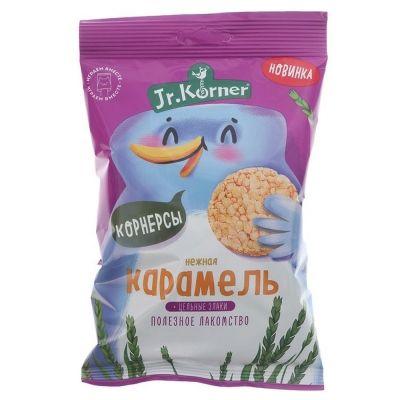 Хлебцы мини Dr.Korner хрустящие рисовые Карамельные