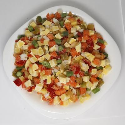Смесь овощная 'Весенняя' быстрозамороженная