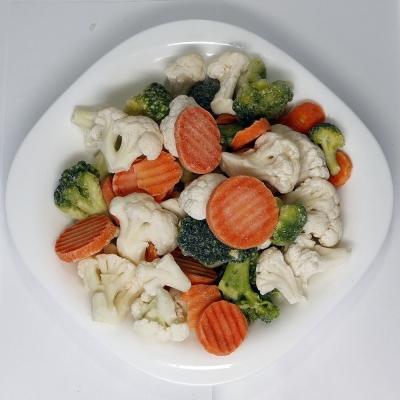 Смесь овощная 'Европейская' быстрозамороженная