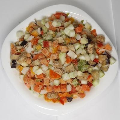 Смесь овощная 'Овощное рагу' быстрозамороженная