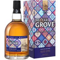 Виски шотландский солодовый Нектар Гроув 3 года в подарочной упаковке (NECTAR GROVE), 46 %