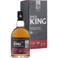 Виски шотландский солодовый Спайс Кинг Бэтч Стренгс 3 года подарочной упаковке (Spice King Batch Strength), 58%