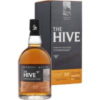 Виски шотландский солодовый Хайв Бэтч Стренгс 3 года в подарочной упаковке (The Hive Batch Strenght), 55,5%