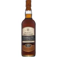 Виски Шотландский солодовый Харт Бразерс 17лет Шерри Финиш в подарочной упаковке (Hart Brothers 17 YO Sherry Finish), 50%