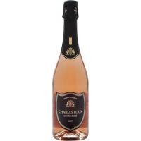 Вино игристое Шарль Ру Брют Розе брют розовое (Charles Roux BRUT Rose), 11,5 %