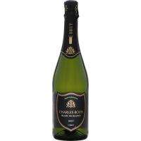 Вино игристое Шарль Ру Брют Блан де Блан брют белое (Charles Roux BRUT Blanc de Blancs), 11,5 %
