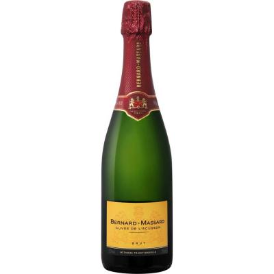 Игристое вино Бернар-Массар Кюве де л`Екюссон брют белое (Bernard-Massard Cuvee de l'Ecusson BRUT), 12 %