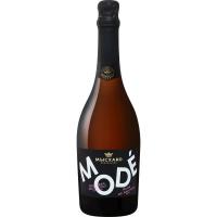 Вино игристое Кубань Новороссийск МОДЕ (MODE) ЗГУ розовое полусухое, 13%