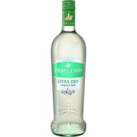 Напиток винный Перлино Вермут Экстра Драй полусухое (Perlino VERMOUTH EXTRA DRY), 15%