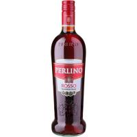 Напиток винный сладкий Вермут красный Перлино Россо ди Торино (стекл) (Vermouth Perlino Rosso di Torino), 16%