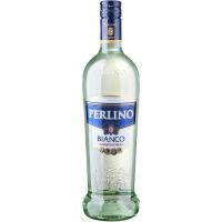 Напиток винный сладкий Вермут белый Перлино Бьянко ди Торино (стекл.) (Vermouth perlino bianco di torino), 16%