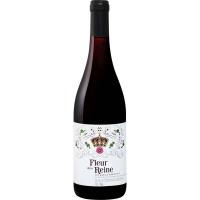 Вино Флер де ля Рэн красное полусладкое (Fleur de la Reine vin rouge moelleux), 9-15 %