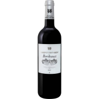 Вино Ларриве О - Брион Бордо 2016 красное сухое (Larrivet Haut-Brion rouge), 9-15 %
