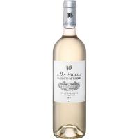 Вино Ларриве О - Брион Бордо 2017 белое сухое (Larrivet Haut-Brion blanc), 9-15 %