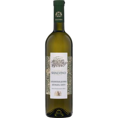 Вино столовое Алазанская долина белое полусладкое, 10,0-12,0 %