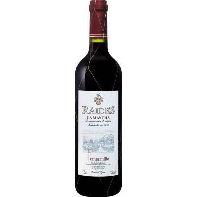 Вино Райсес 2018 красное сухое (Raices tinto), 9,1-13 %