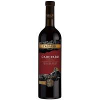 Вино столовое сухое красное Саперави Tagauri / Тагаури 10-12%
