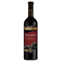 Вино столовое полусладкое красное Домашнее Tagauri / Тагаури 10-12%