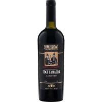 Вино столовое сухое красное