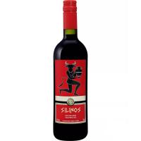 Вино Силинос красное сухое (SILINOS RED DRY WINE), 11-13 %