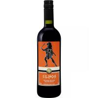 Вино Силинос красное полусладкое (SILINOS RED SEMI-SWEET WINE), 10,0-12,0 %