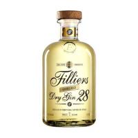 Джин Филльерс Драй Джин 28 Выдержанный (Fillers Dry Gin 28 Barrel aged), 43,7%