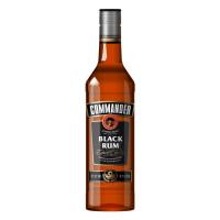 Ром Коммандер Блэк ром невыдерж (Commander Black Rum), 37,5 %