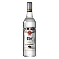 Ром Коммандер Уайт ром невыдержанное (Commander White Rum), 37,5 %