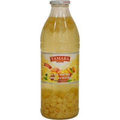 Компот Tamara Fruit из персиков