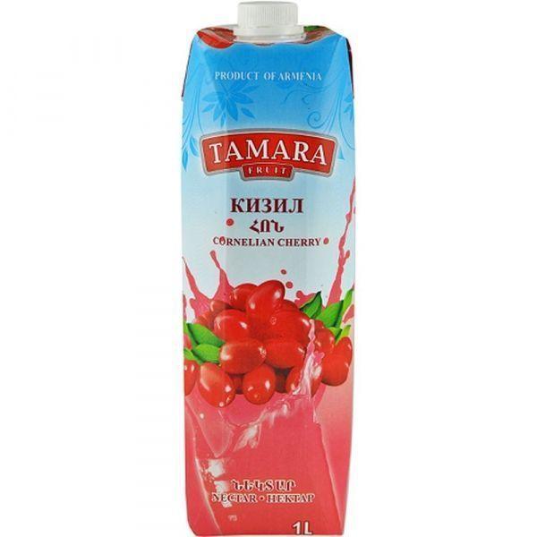 Нектар Tamara Fruit кизиловый т/пак