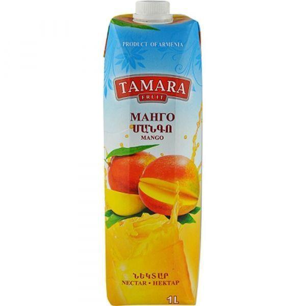 Нектар Tamara Fruit манго т/пак