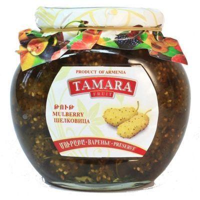 Варенье Tamara Fruit из белой шелковицы