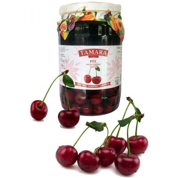Компот Tamara Fruit из вишни