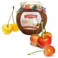 Варенье Tamara Fruit из белой черешни