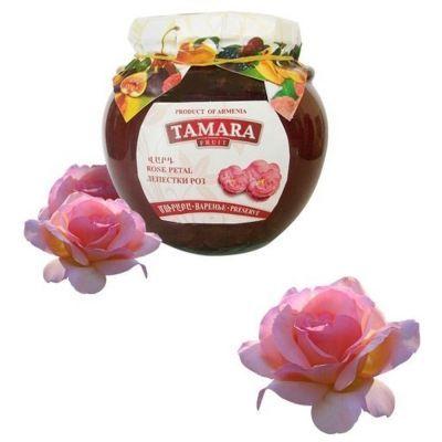 Варенье Tamara Fruit из лепестков роз