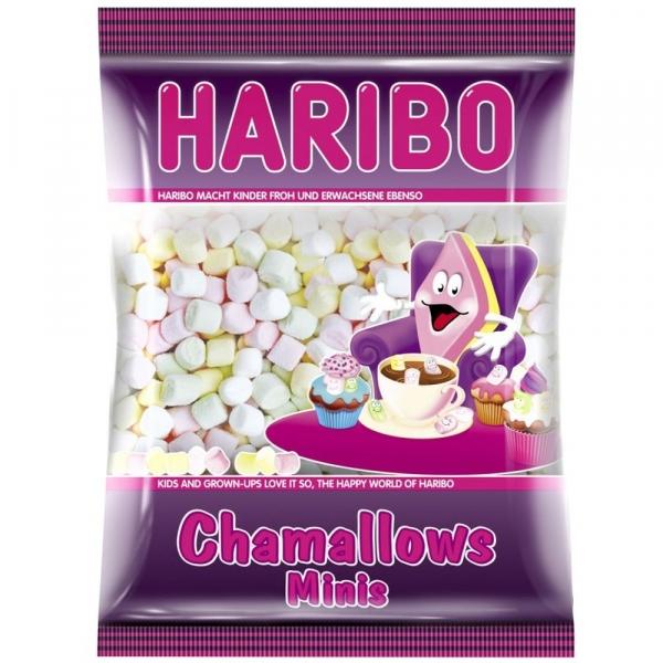 Зефирные конфеты Харибо Шпек Chamallows Minis