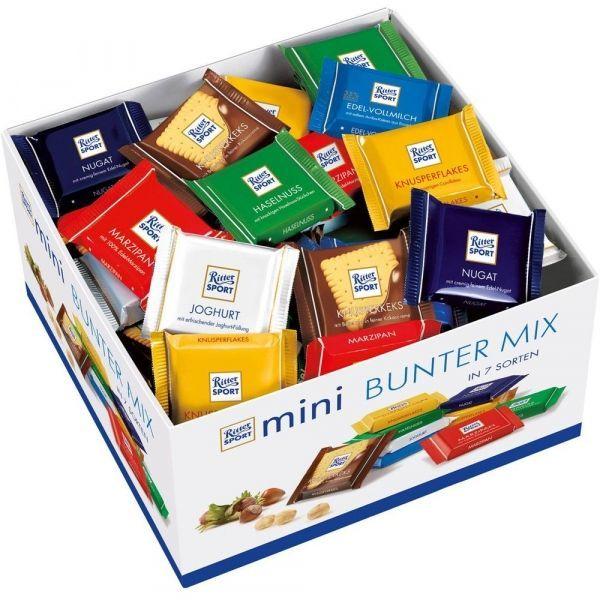 Шоколад Риттер Спорт Мини Яркая Коллекция